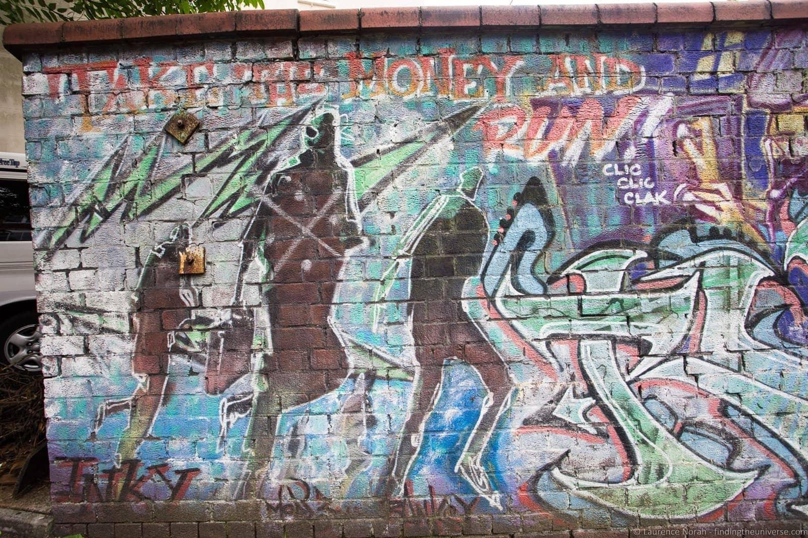 Bristol Street Art Banksy
