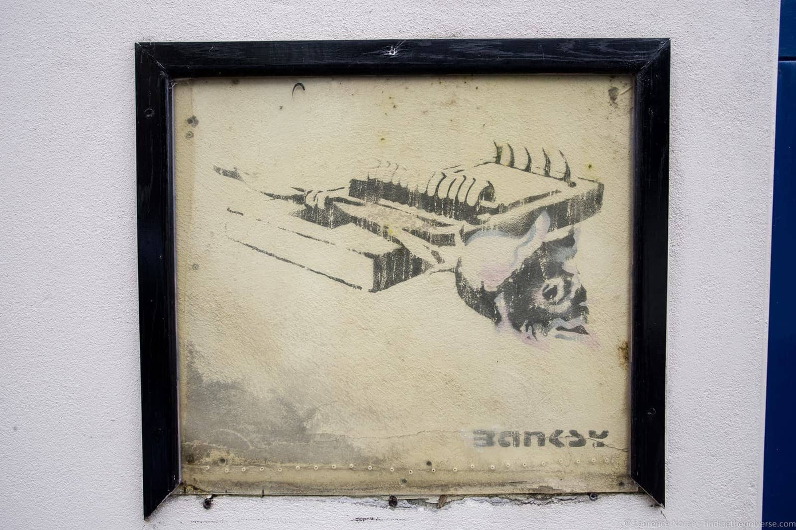 A Guide to Bristol Street Art: Banksy and More! - Finding the Universe