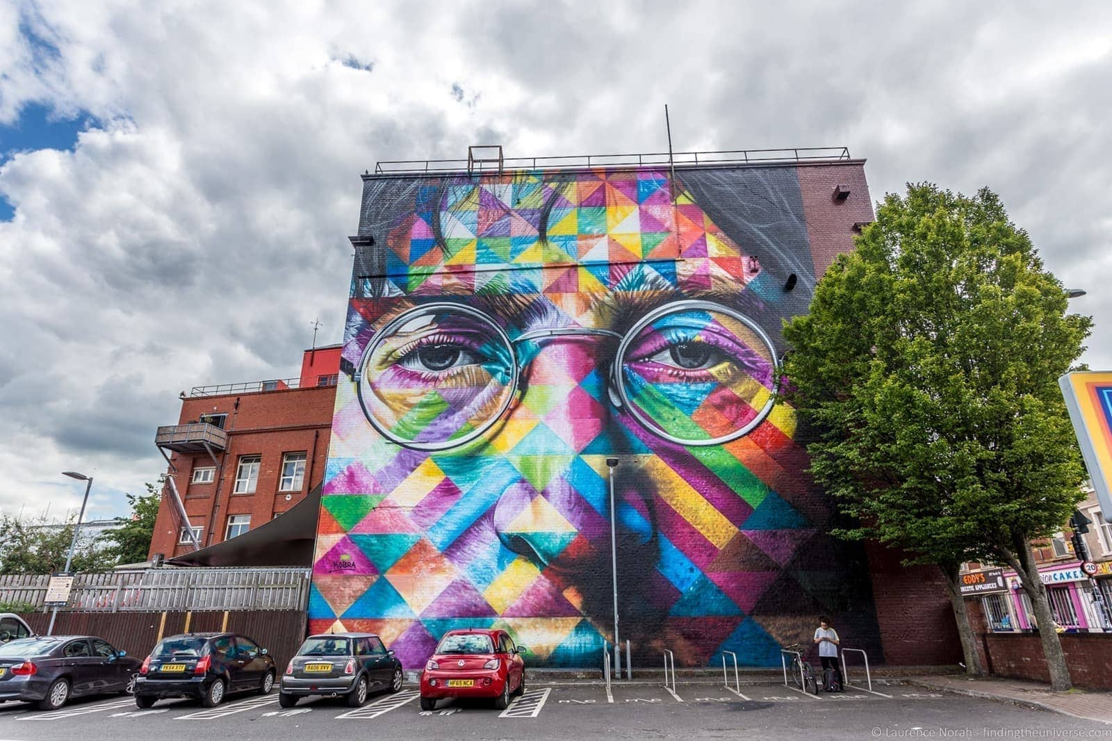 A guide to bristol street art banksy and more