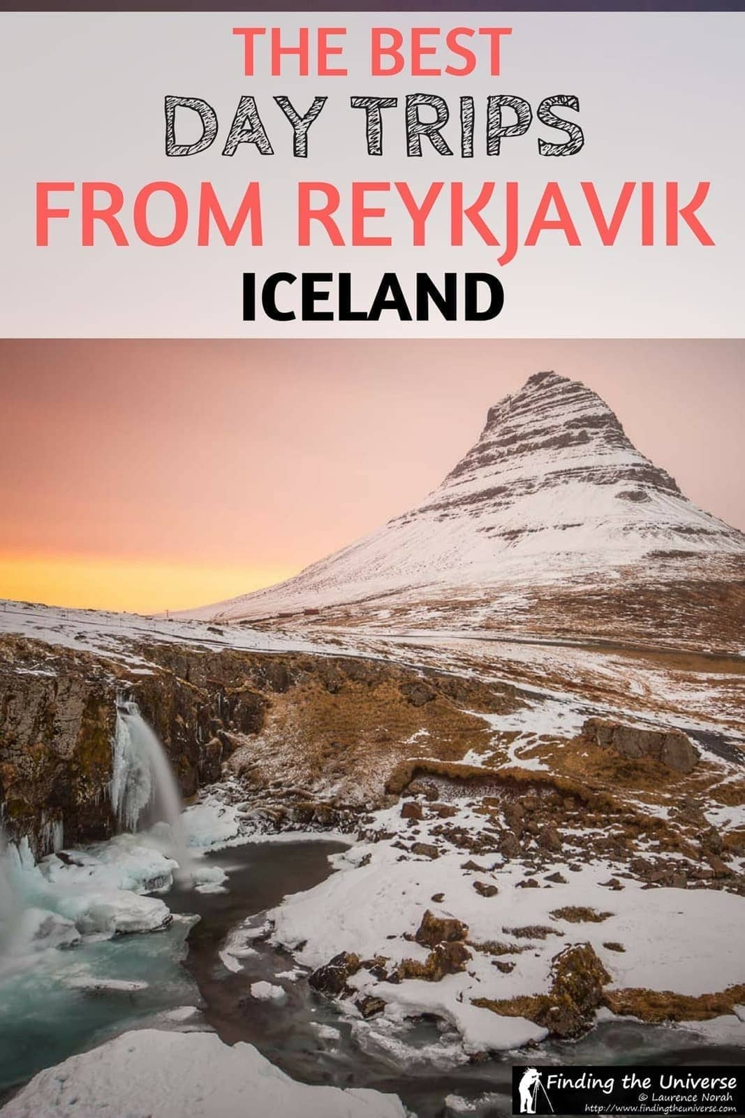 Day Trips from Reykjavik - A guide to the best day trips you can take from Reykjavik in Iceland to some of the countries most popular destinations including the Golden Circle, Snæfellsnes peninsula, Northern Lights and Blue Lagoon!