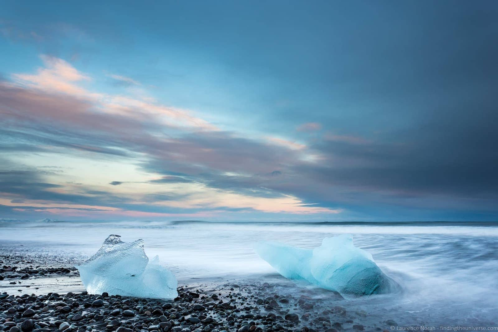 Day Trips from Reykjavik - Diamond Beach Iceland