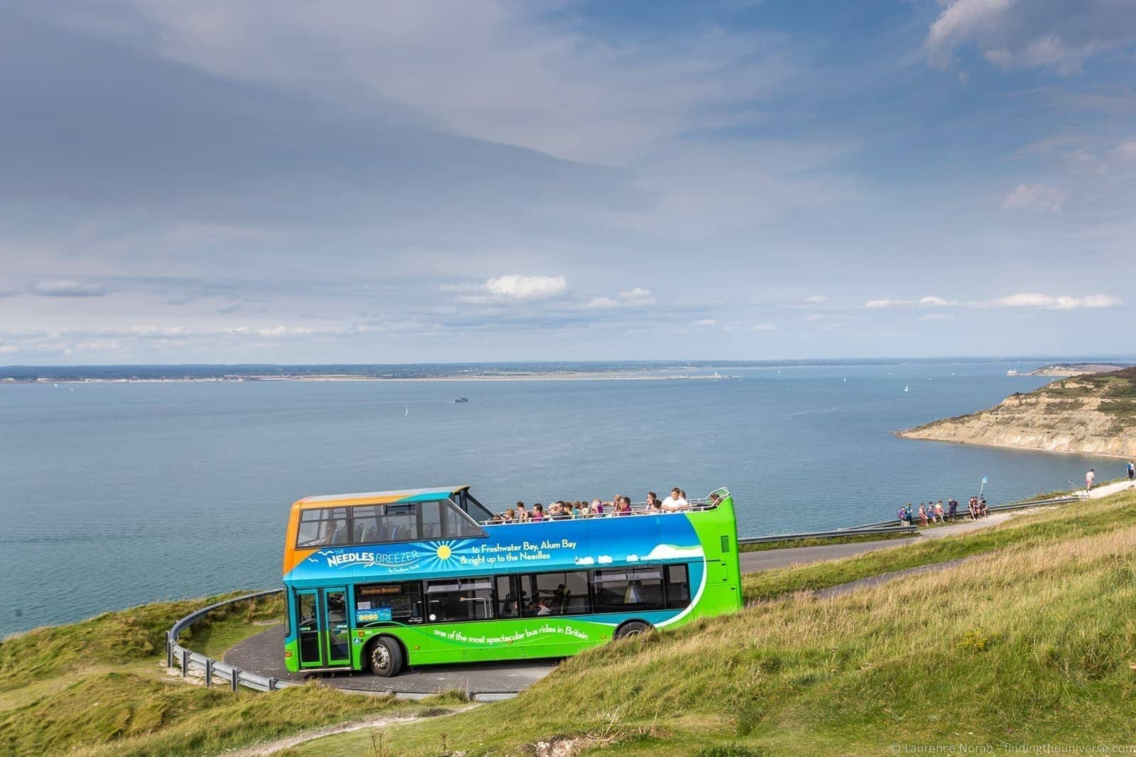 Isle of Wight bus