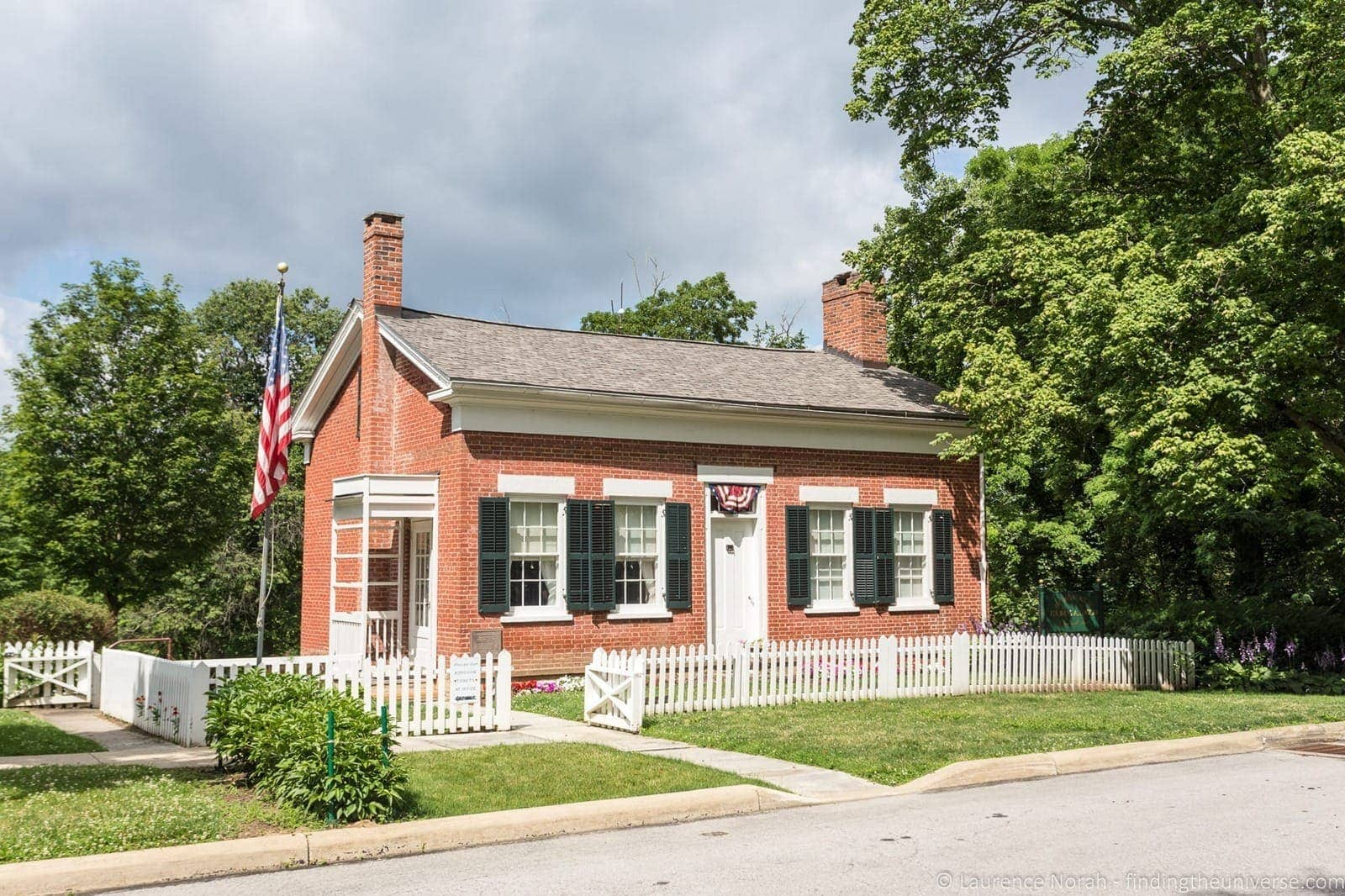 Thomas Edison House Museum Ohio