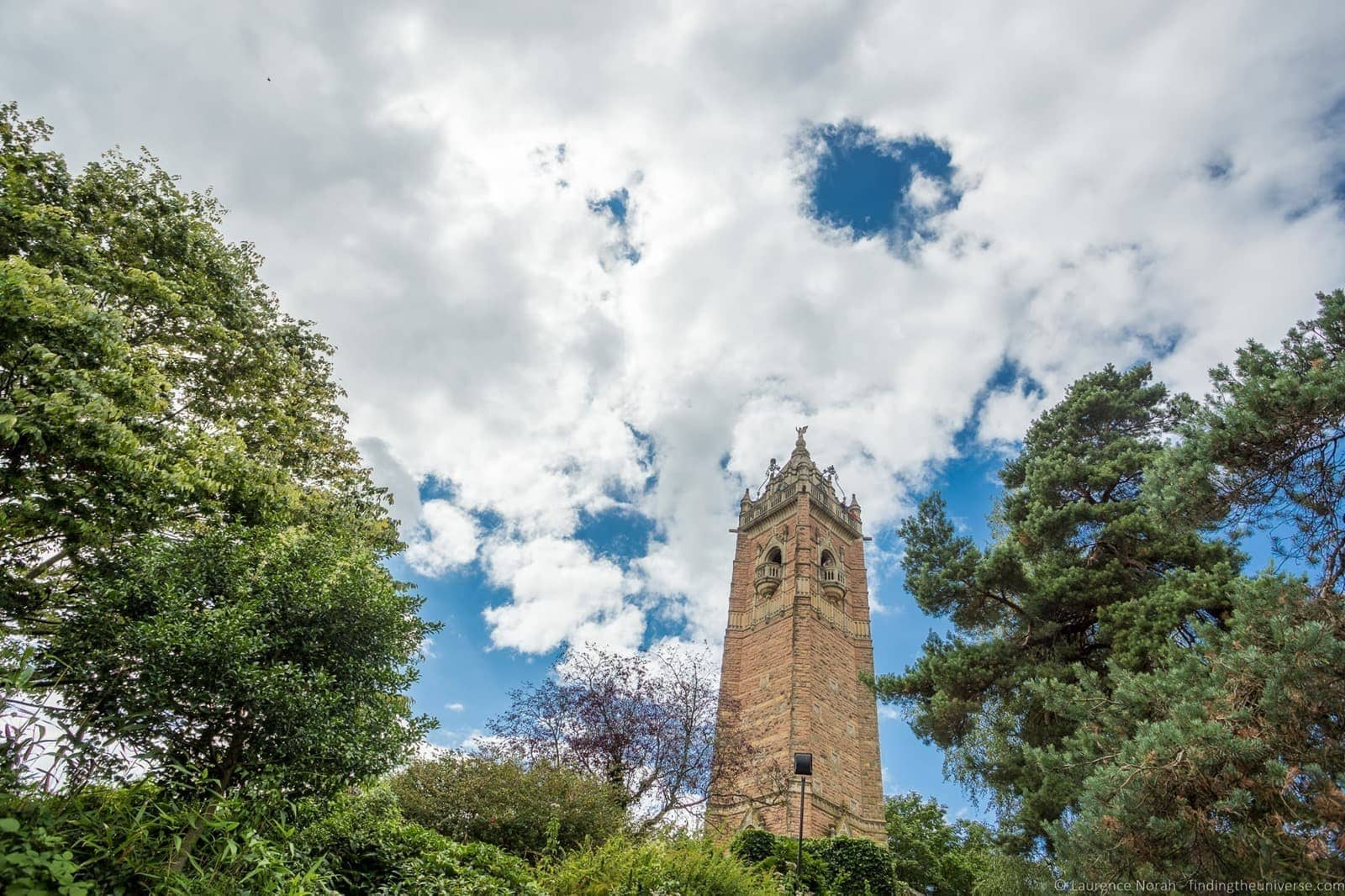 things to do in Bristol - Cabot Tower Bristol