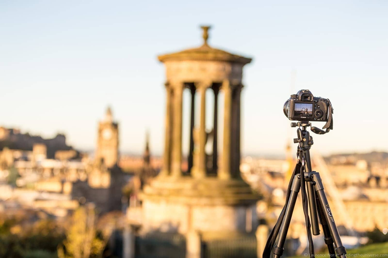 The Best Photography Locations in Edinburgh - Finding the