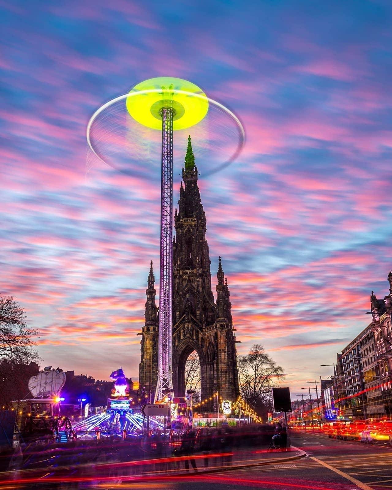 Edinburgh starflyer