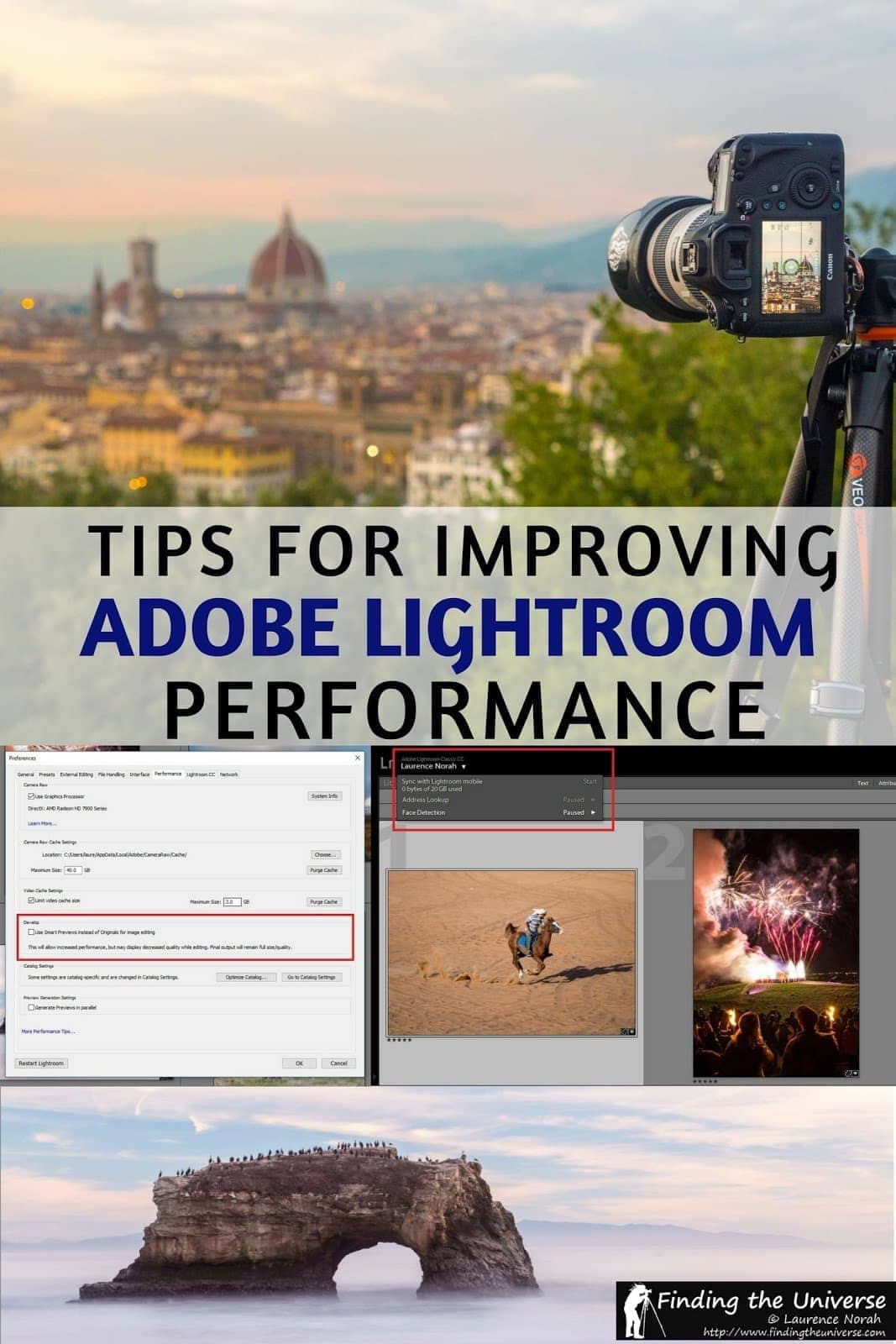 How to Improve Lightroom Classic CC Performance