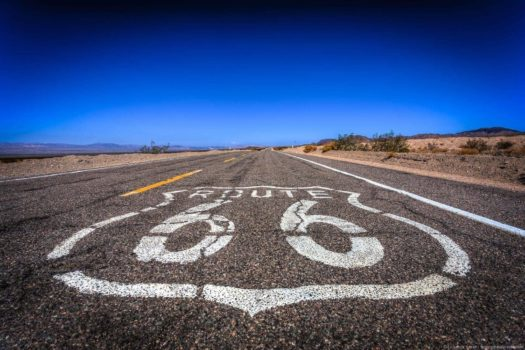 Route 66 1 week USA road trip itinerary