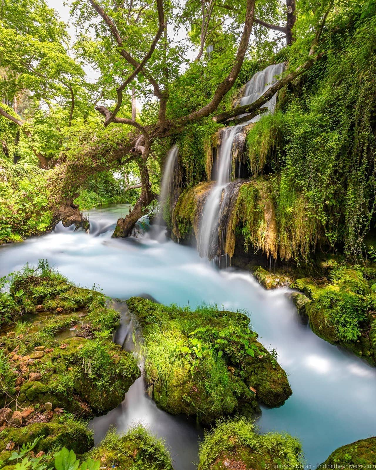 Duden Falls Turkey