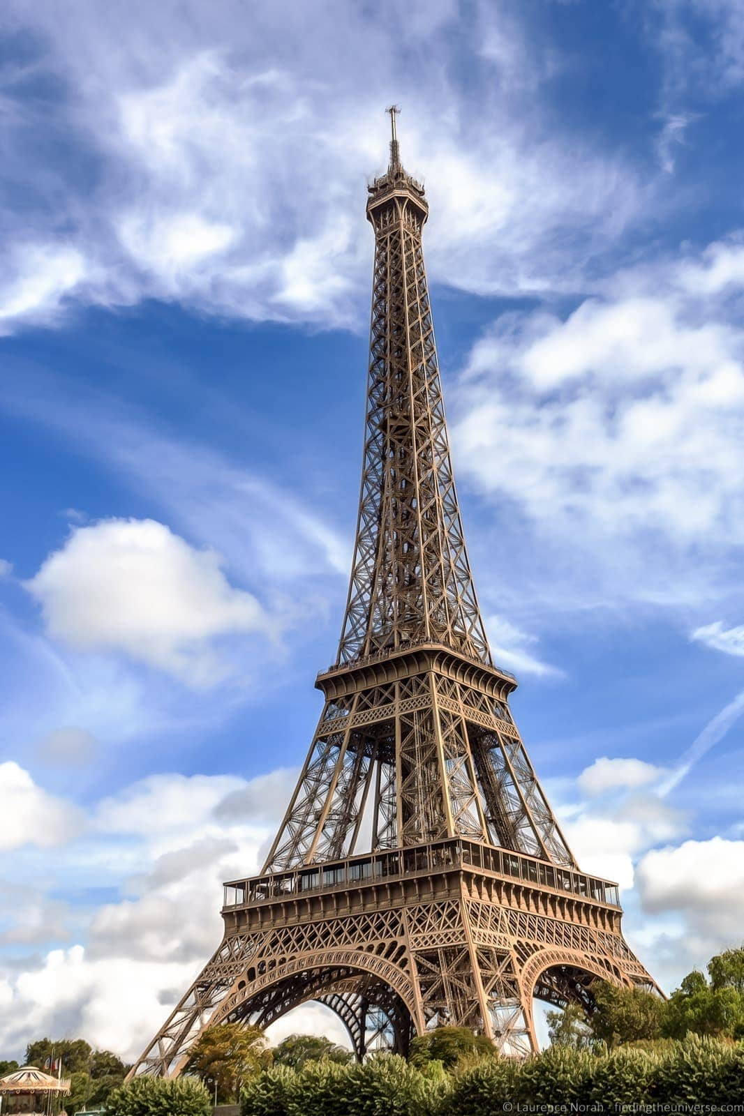 Eiffel Tower Dream