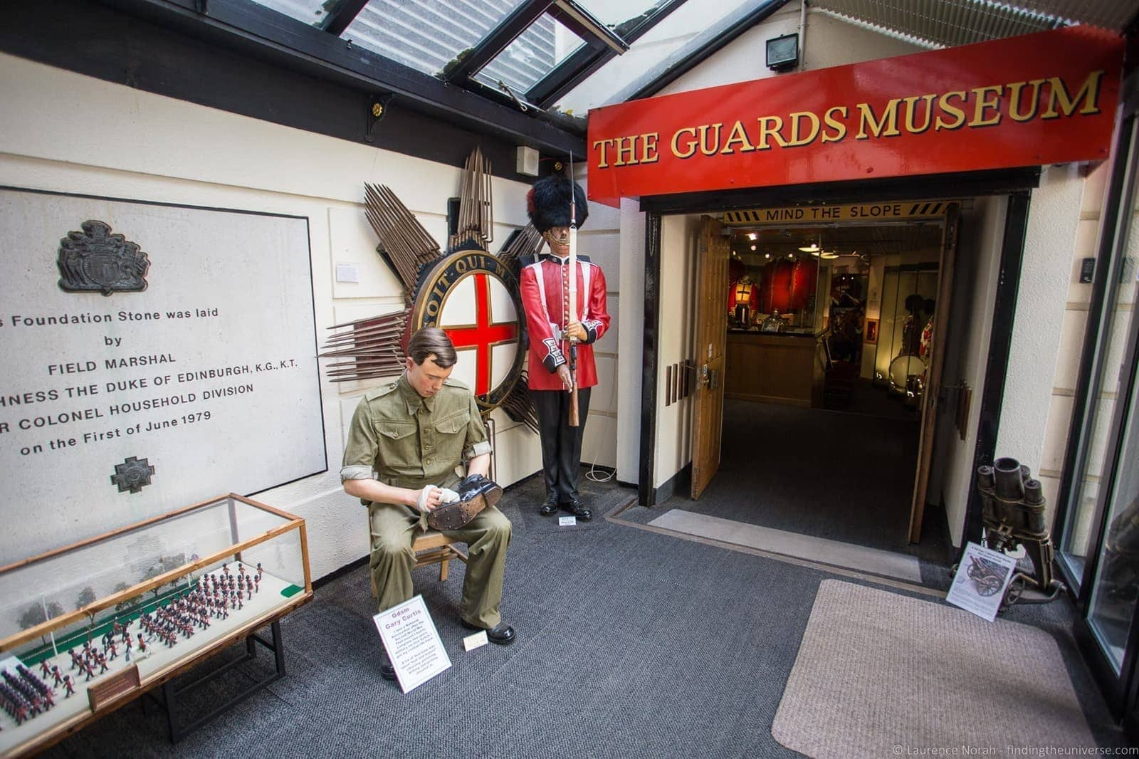 Guards Museum London