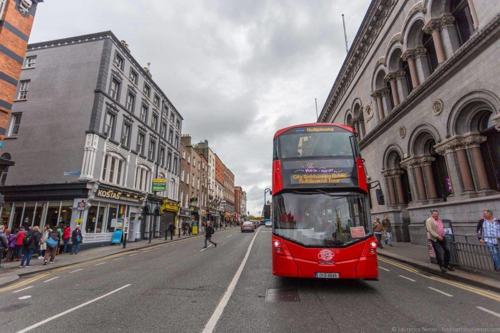 HOHO Bus Dublin