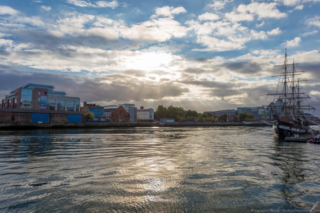 2 Days in Dublin - Jeanie Johnston Tallship & Famine Experience Dublin