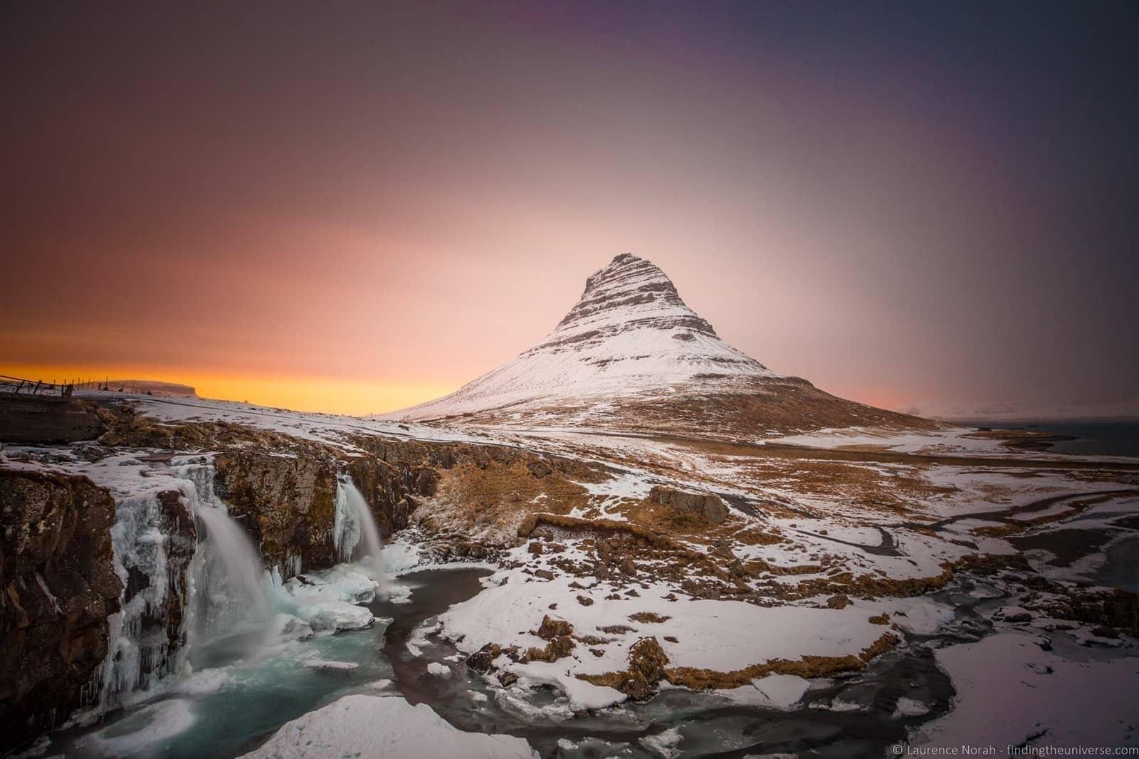 Kirjufell Iceland