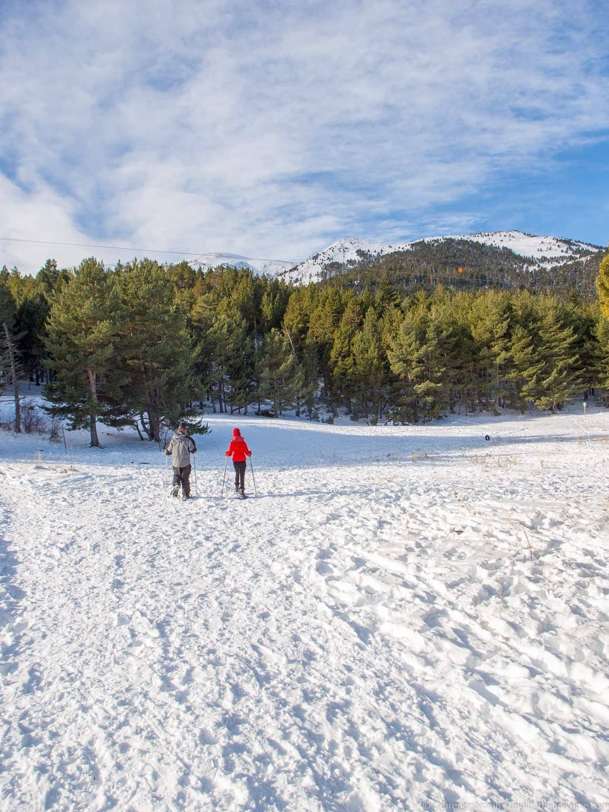 La Molina Skiing
