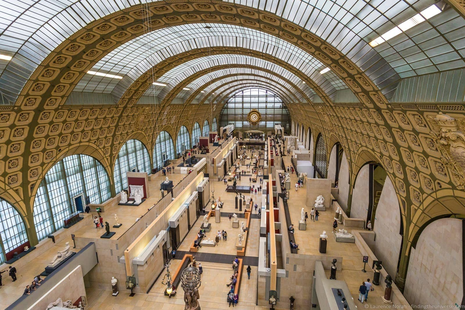 2 day Paris itinerary - Musee Orsay Paris