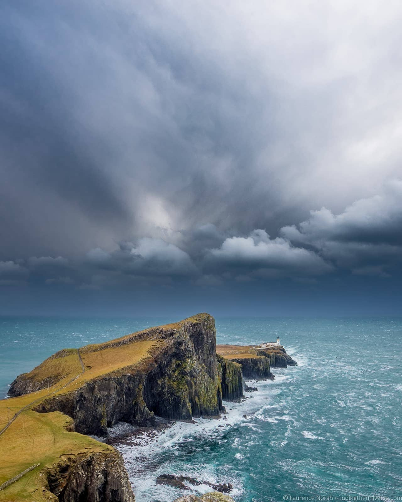 Photography Locations Skye - Neist Point Isle of Skye