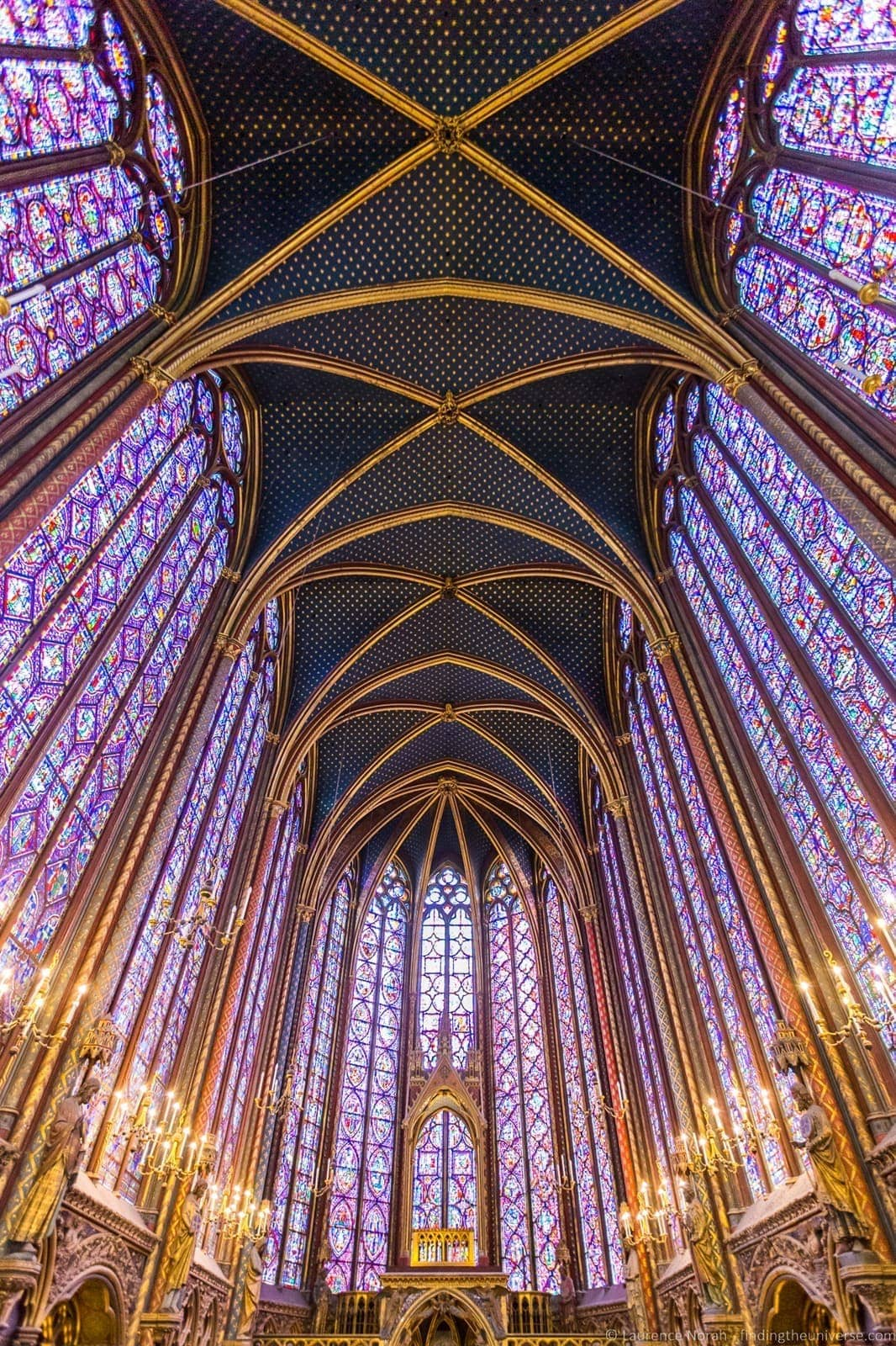 2 Days in Paris - Saint Chapelle France