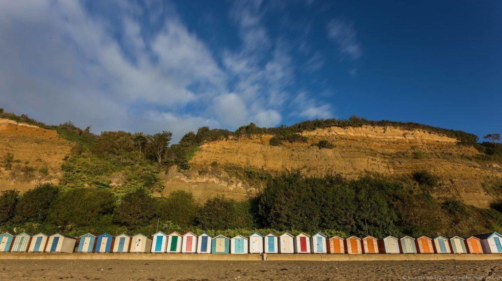 Shanklin Beach Isle of Wight