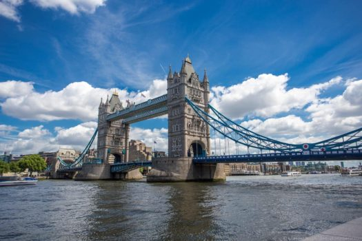 Where to Stay in London - Tower Bridge