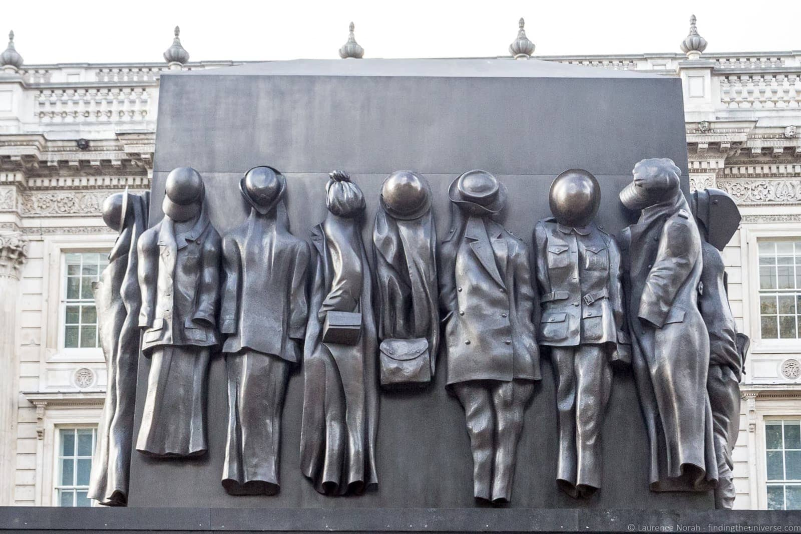 Women in War Memorial london