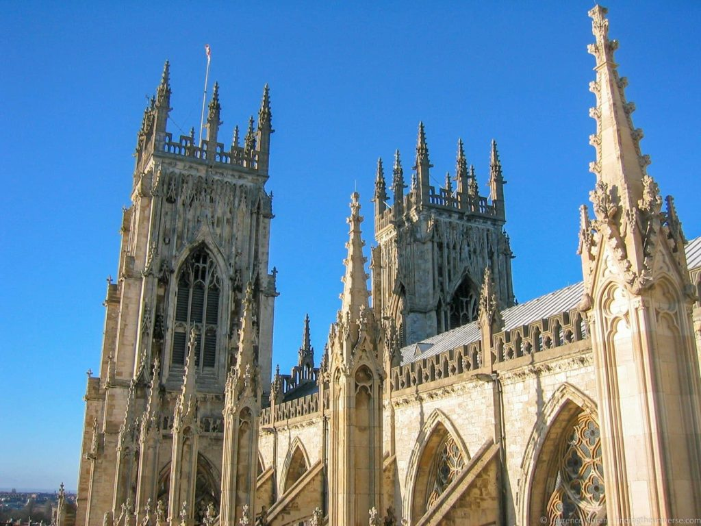 10 Day UK Itinerary - York Minster