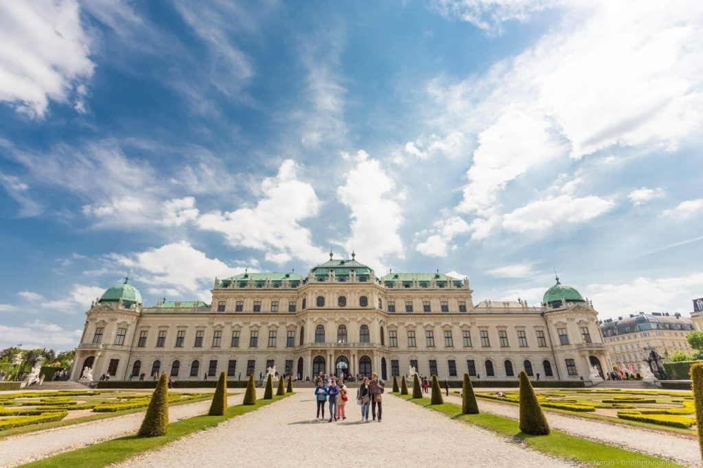 3 Days in Vienna - Belvedere Museum