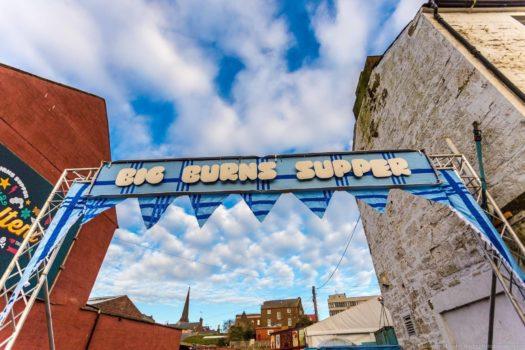 Big Burns Supper Dumfries