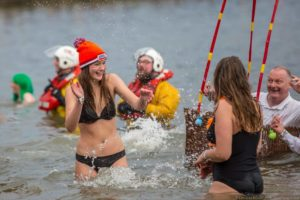 The Loony Dook: Scotland's Crazy New Year Celebration
