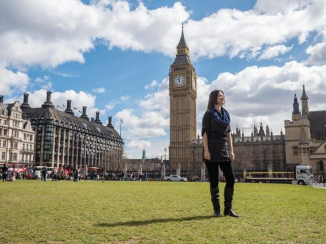 London Packing List - Jess Parliament Square