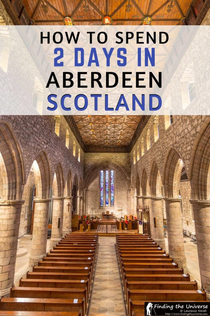 Thinking about visiting Aberdeen? Our detailed itinerary for 2 days in Aberdeen has everything you need to know to plan the perfect Aberdeen trip - everything from what to see, through to tips on where to eat and how to get around. Perfect for a weekend away in Aberdeen!