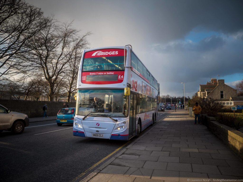 Aberdeen bus