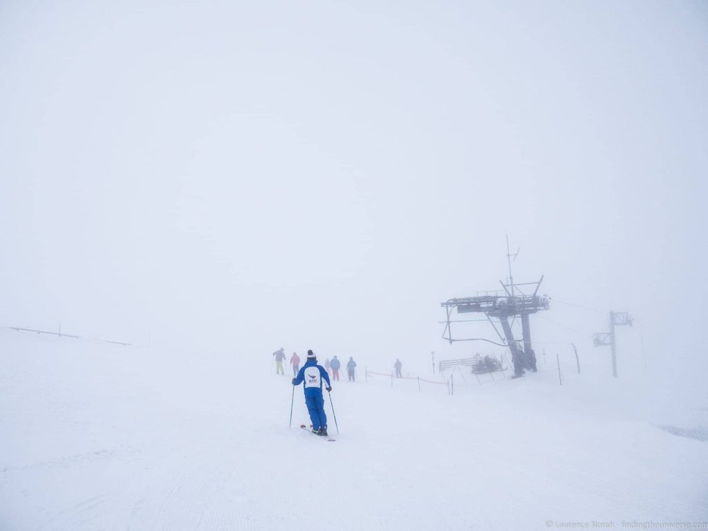 Cairngorm Mountain Skiing Scotland