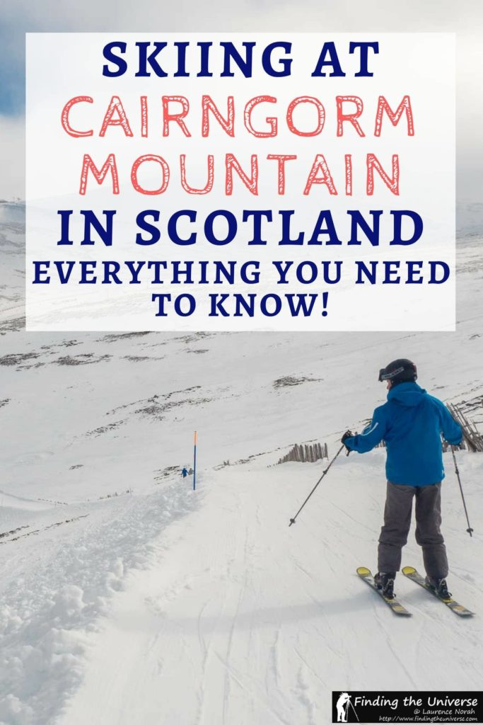 Thinking about going skiing in Scotland? Our guide to skiing at Cairngorm Mountain in the Cairngorms National Park will answer all the questions you have, everything from what the skiing is like, the facilities available, how much it costs and where to stay!