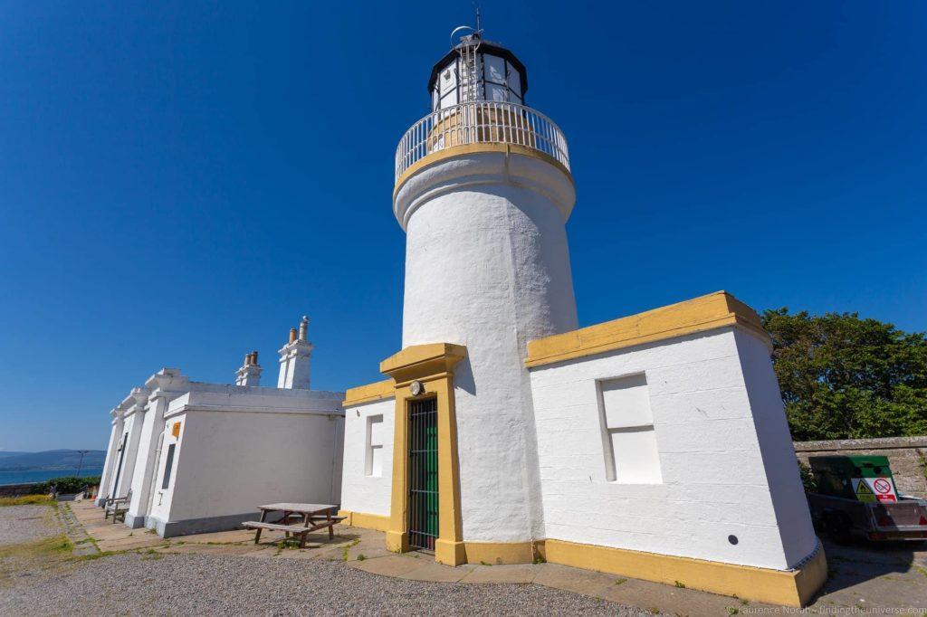 Cromarty lighthouse Black Isle