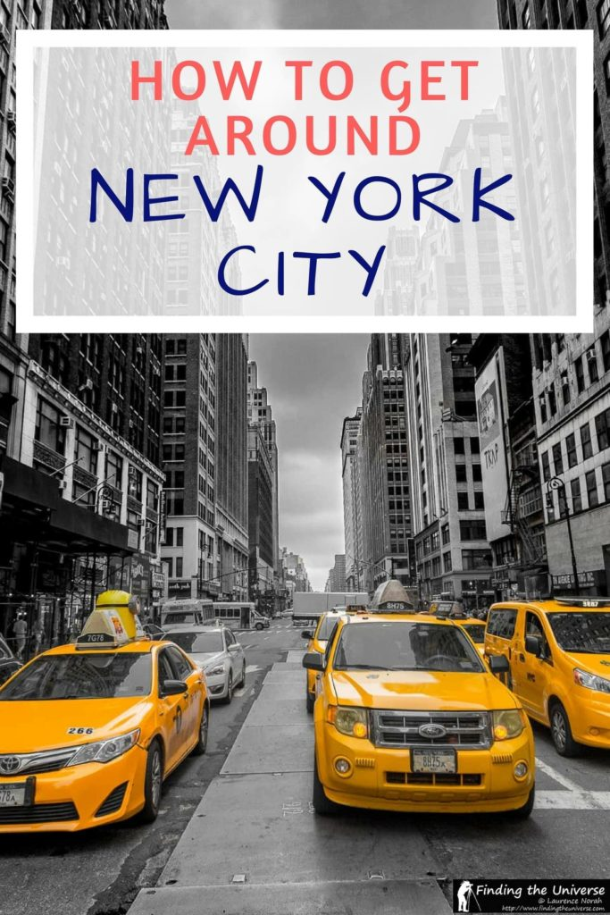 Visiting New York City? Check out our detailed guide to how to get around New York, which covers all the major transport options in the city, from subways and taxis through to helicopters, aerial trams and boats! Essential reading before your trip to New York!