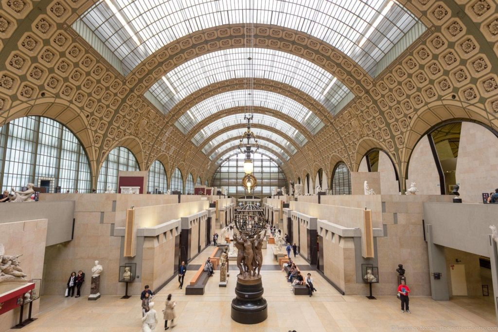 3 days in Paris - Musee d Orsay Paris_by_Laurence Norah