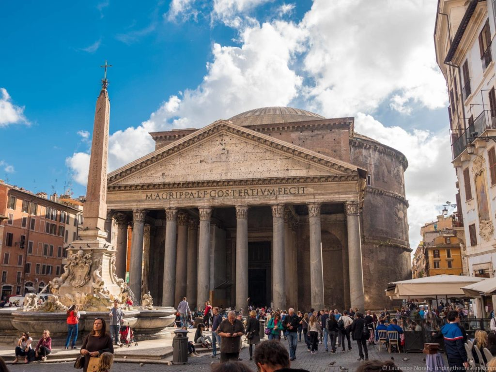 2 days in Rome - Pantheon Rome