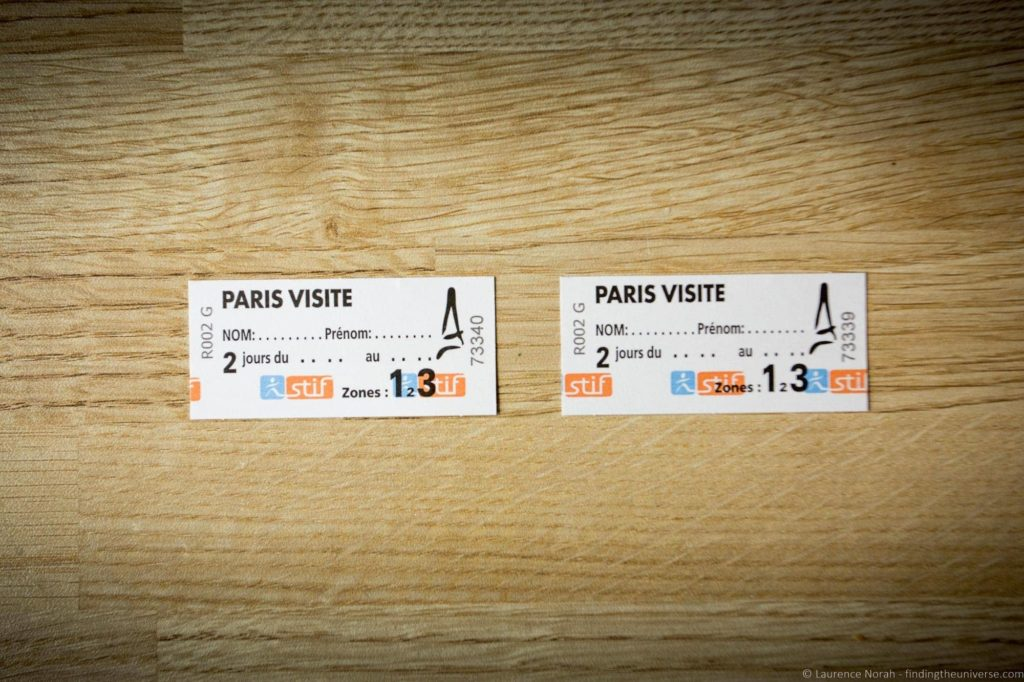 RATP cards Paris_by_Laurence Norah