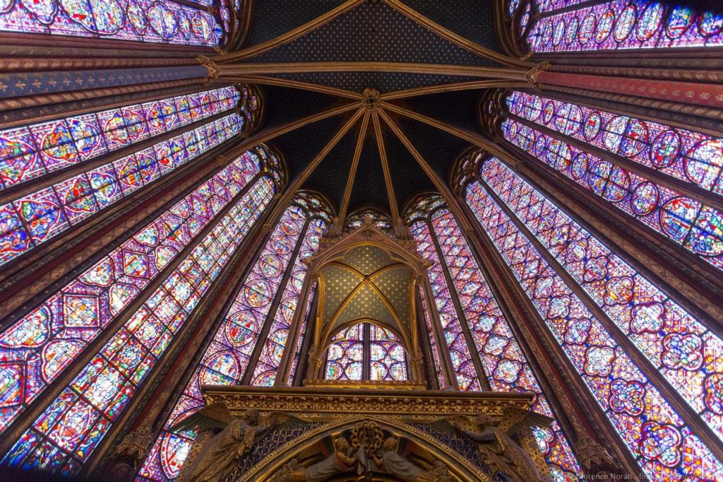 3 days in Paris - Saint Chapelle Paris_by_Laurence Norah