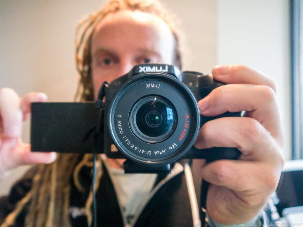 How to Take Good Pictures of Yourself - Finding the Universe