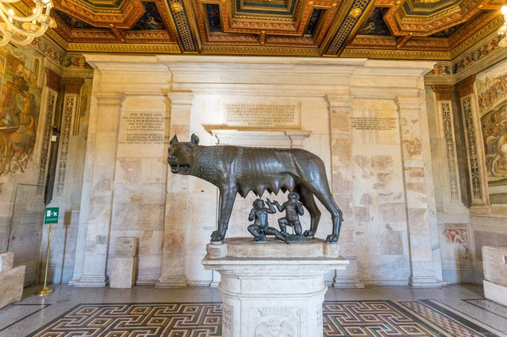 She wolf Rome Capitoline Museum