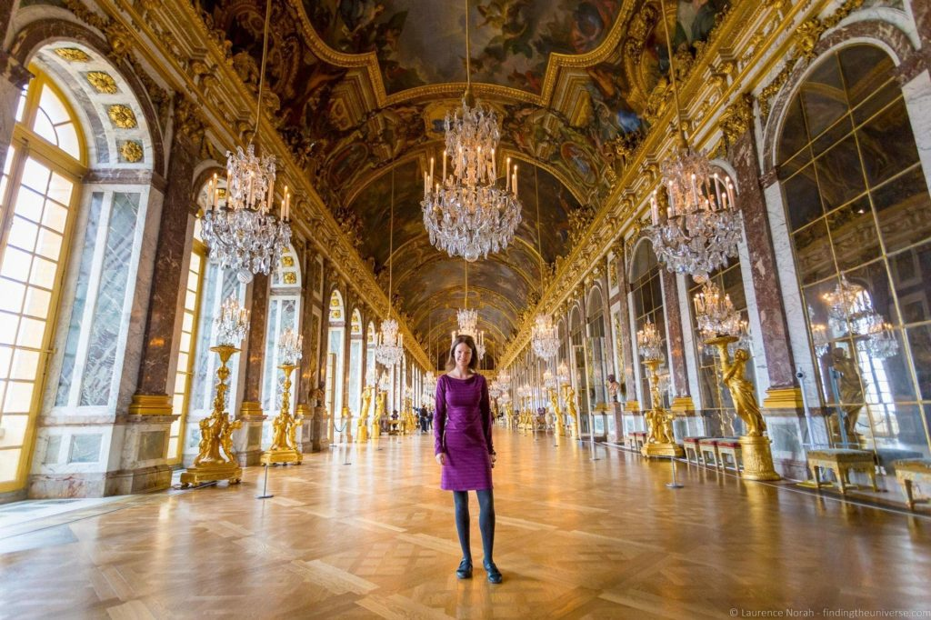 Versailles Paris_by_Laurence Norah
