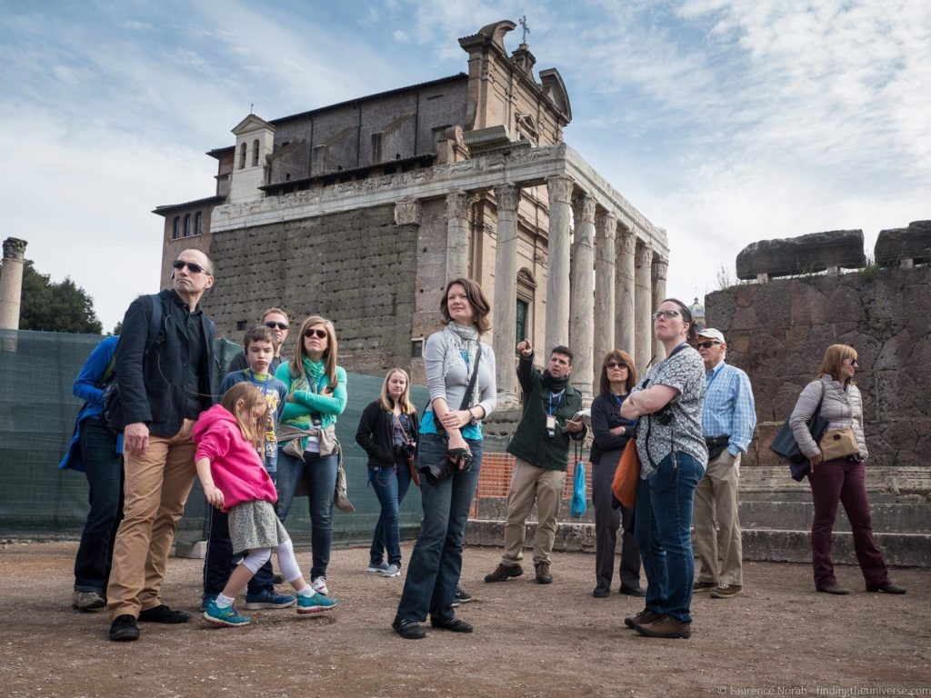 Walks of Italy Tour Rome