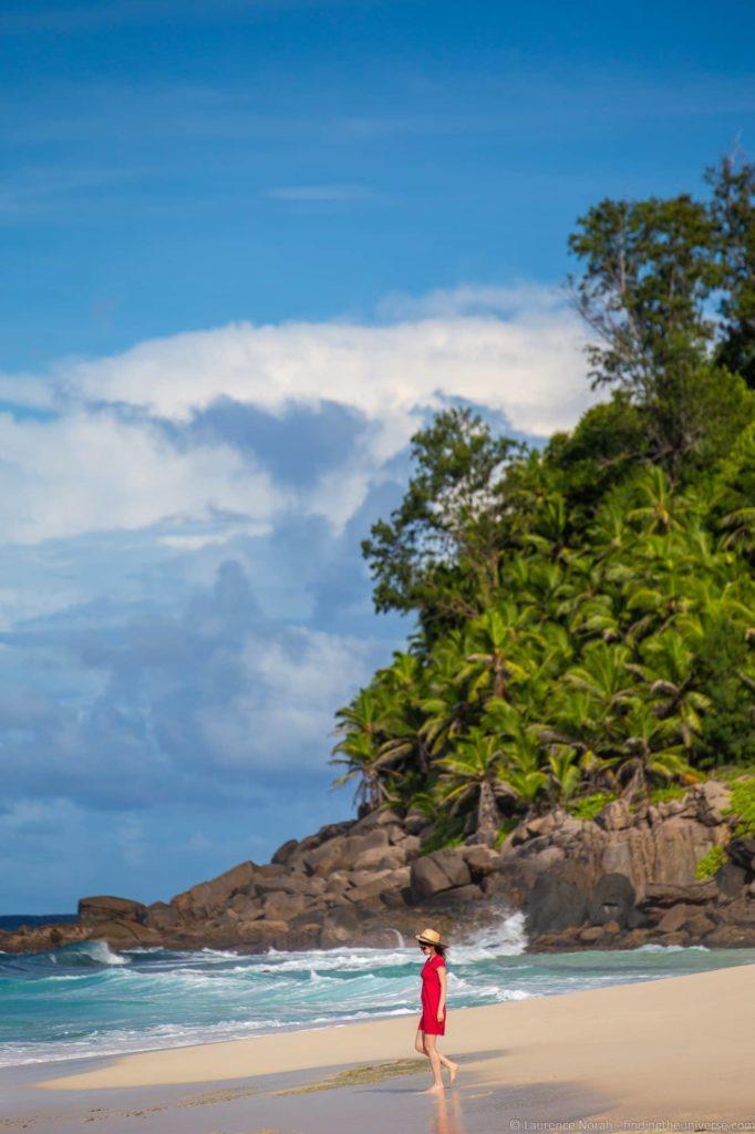 Anse Bazarca Mahe Seychelles