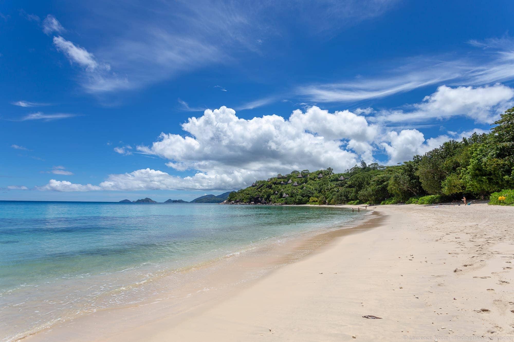 Anse Louis Mahe Seychelles