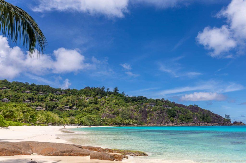 Petite Anse Mahe Seychelles