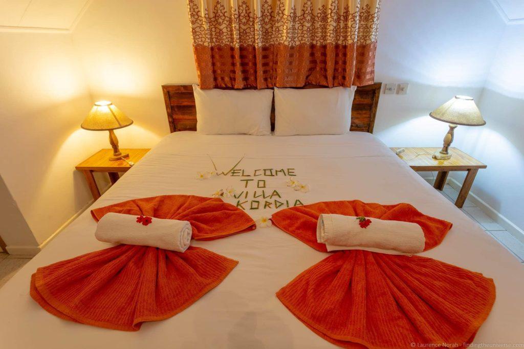 Seychelles acccommodation