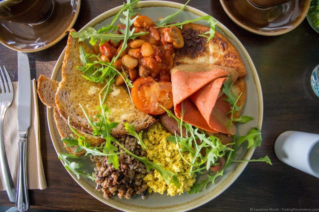 Where to eat in Aberdeen - Bonobo Cafe Aberdeen