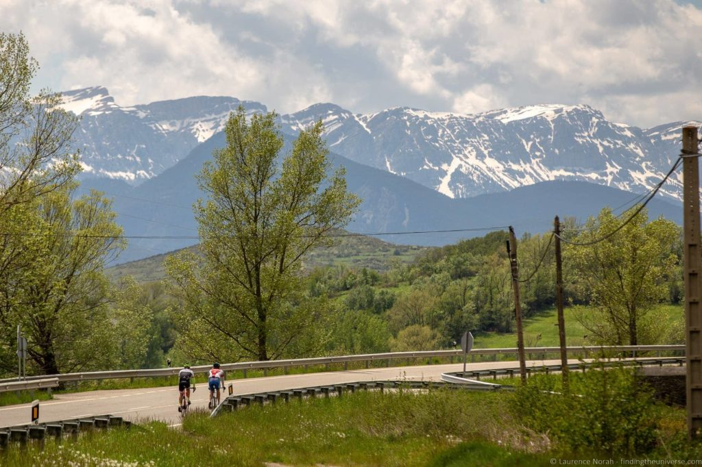 Cycling Pyrenees_by_Laurence Norah